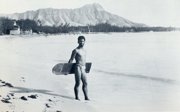 An Original Hawaiian Surfboard Comes Full Circle Ward Village