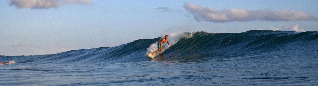 South Shore Surf Cam: Ala Moana - Kewalos | Ward Village
