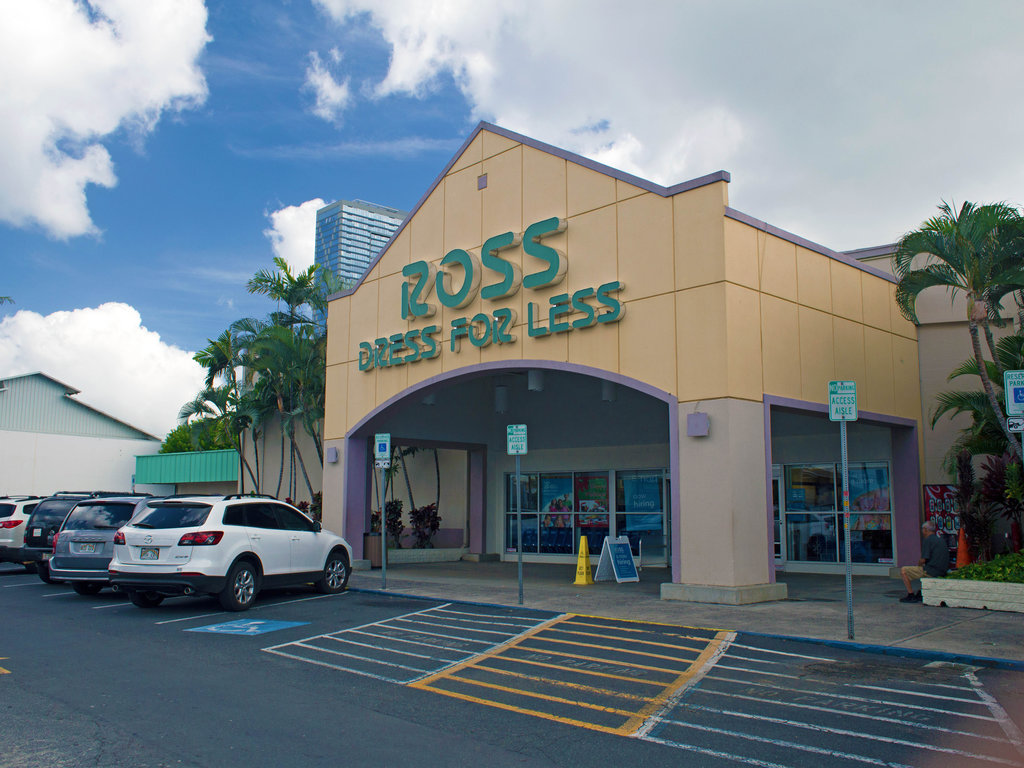 b6410c80083eb Ross Dress for Less | Ward Village